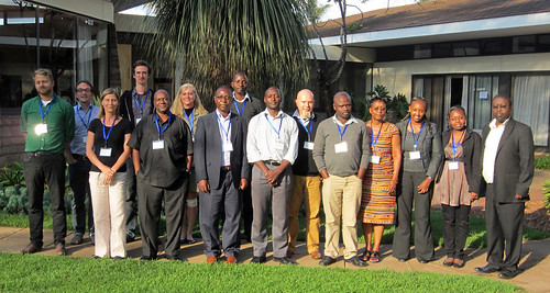 Stakeholder consultation on scenarios for VBDs with the support of CCAFS and CRP4.3, Nairobi, Kenya