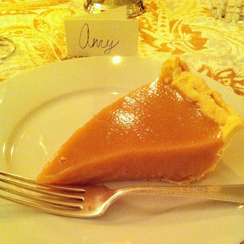 mine :: maple cream pie #thanksgiving