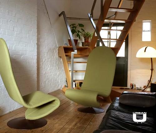 Panton chair vitra verner panton for Vitra stuhl kopie