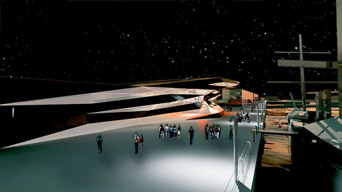 fractura  [Ay] New Contemporary Museum Competition, Buenos Aires, 2012 (2)