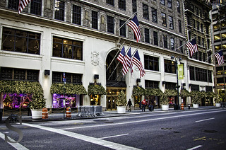 NYC Festive decorations Lord and Taylor--3