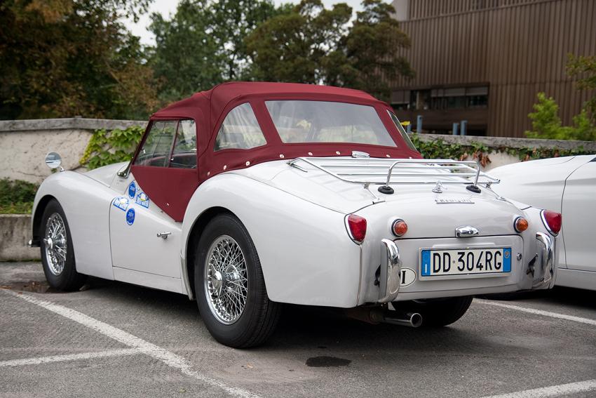 1957–62 Triumph TR3A 2