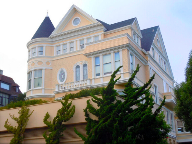 san francisco mansion