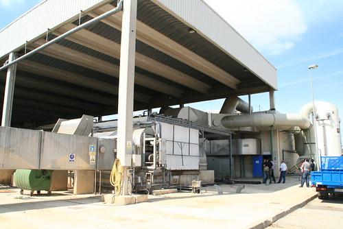 Edafo accede al mercado de explotación de plantas de compostaje públicas