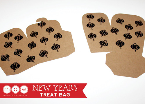 New Year's Treat Bag