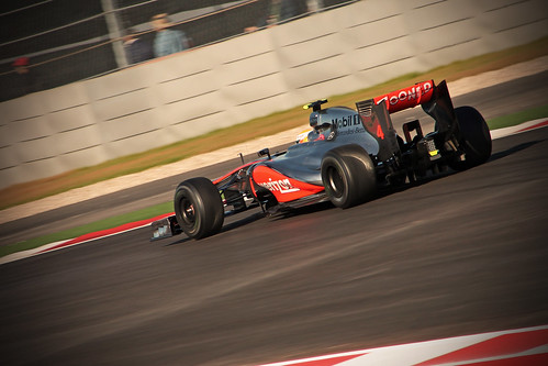 2012 Vodafone McLaren Mercedes MP4/27