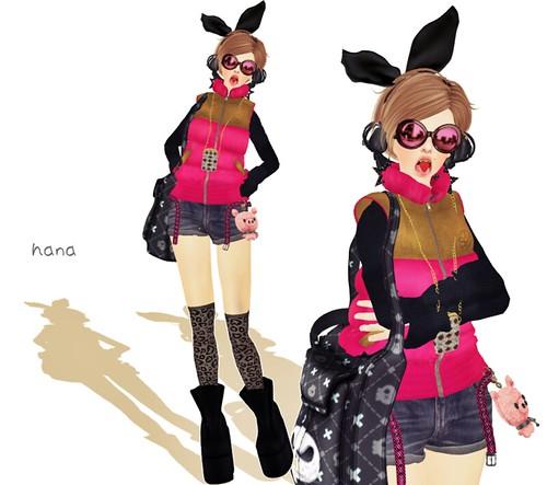 cute vest♥
