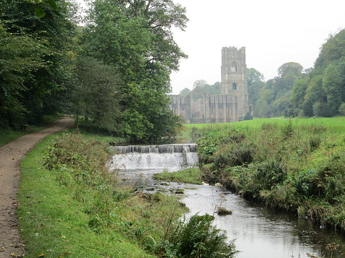 Fountains Abbey 6