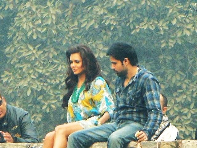 Emraan Esha During Shooting Movie Jannat 2 Sandeep Kkumar Flickr