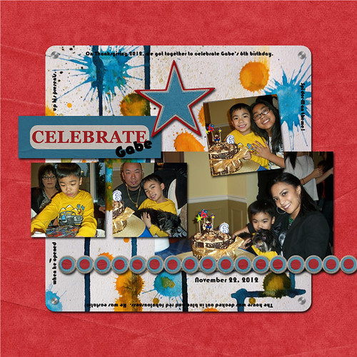 Celebrate Gabe