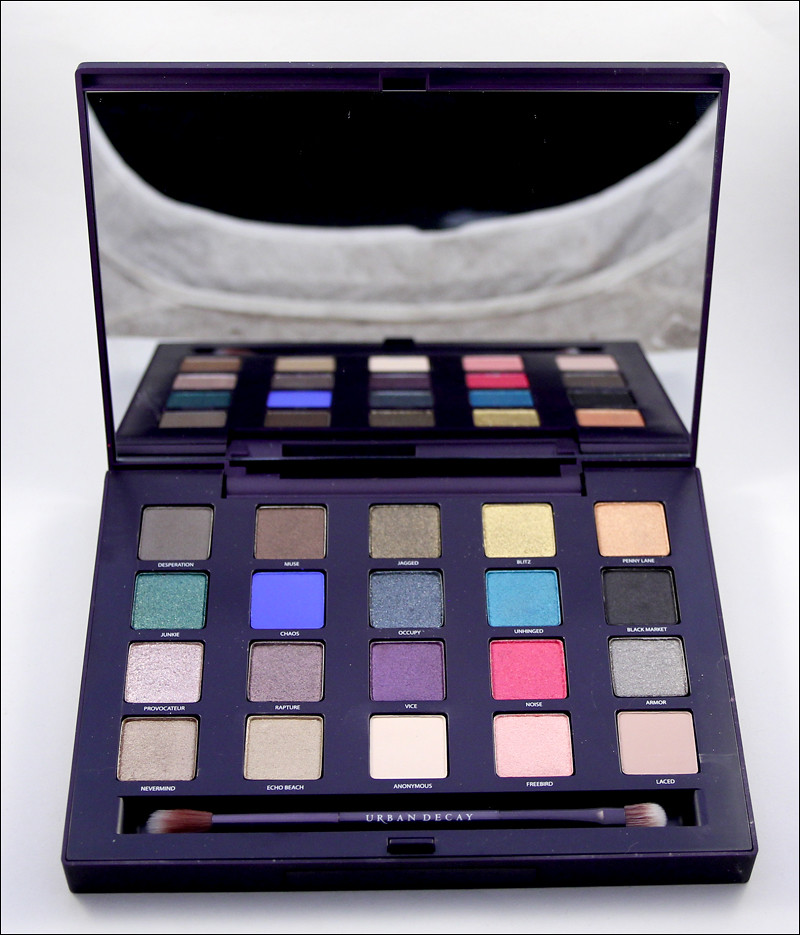 Urban Decay Vice palette1