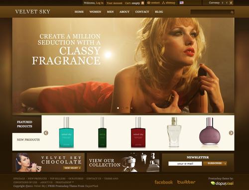 Theme đẹp làm trang bán hàng cho WordPress