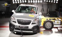 Opel Mokka im Euro NCAP-Test