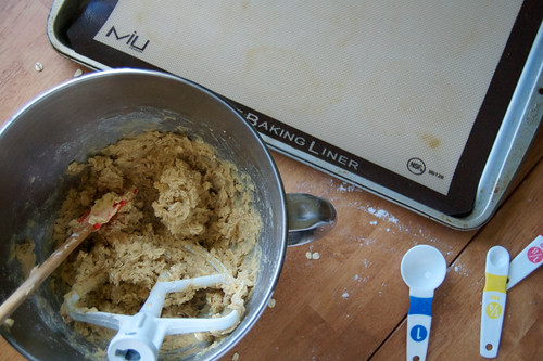 cookie batter