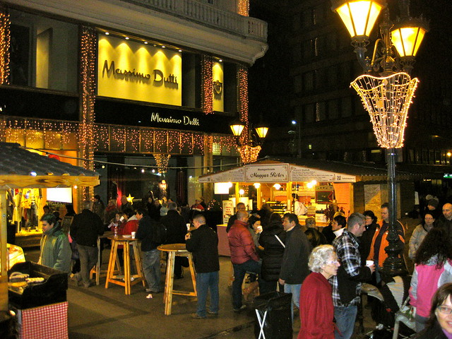 Budapest Christmas Market 2013