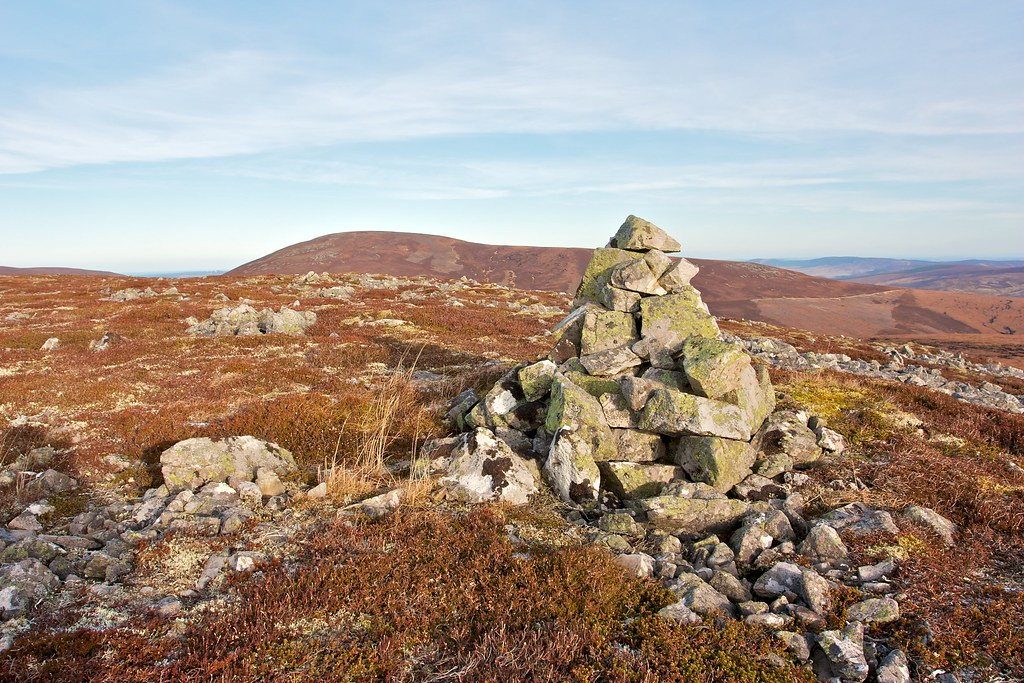Carn na Bruar Summit