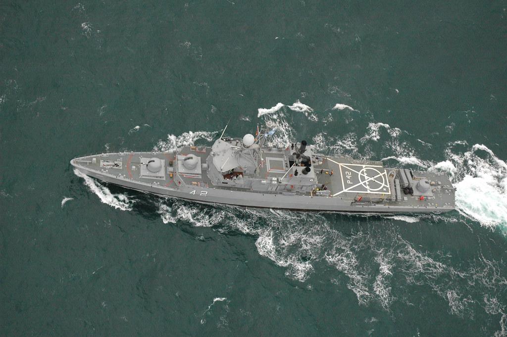 Armada Argentina modernizará sus corbetas MEKO - Noticias - Taringa!