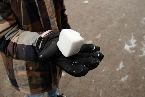 A Picasso Snowball