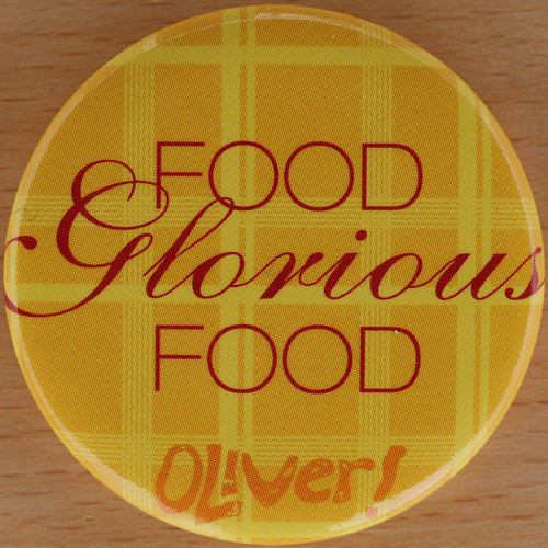 FOOD Glorious FOOD - Oliver!