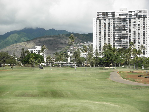 Ala Wai Golf Course 013