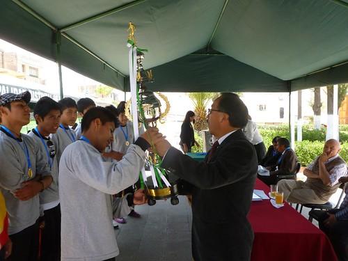 Premiación 2012