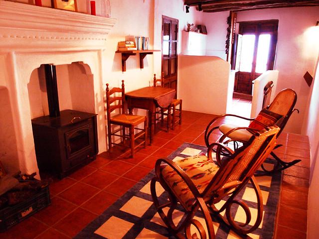 La Azotea, Casa de las Chimeneas