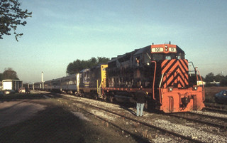 20020511 01 W&LE RR, Orrville, OH