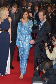 Rihanna Orient Trend Celebrity Style Women's Fashion