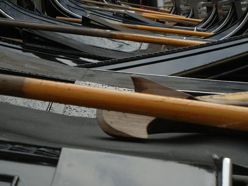 DSCN1320 _ Gondolas, Agenzia Gondolieri Travel Bacino Orseolo, 13 October