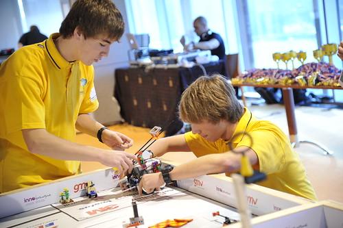 FLL Euskadi 2012. Competición