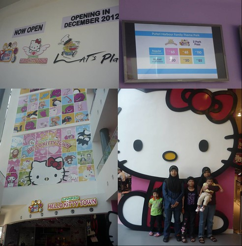 Hello Kitty Kitchen Cafe Manual: The Blogger Side Of Me: JB Trip (part 2)