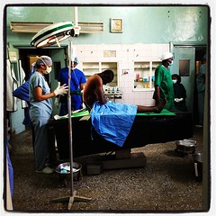 Operating Room. Kano, Nigeria. Tuesday, December 4, 2012.