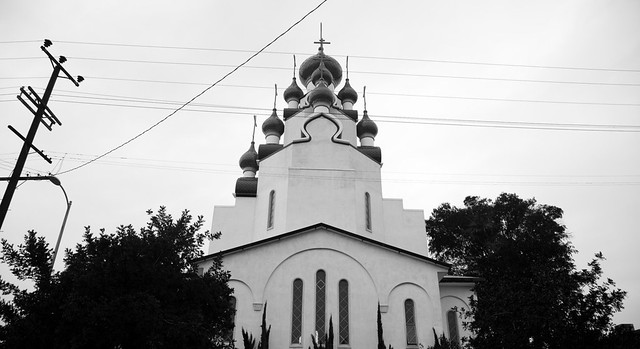 giant orthodox church cathedral