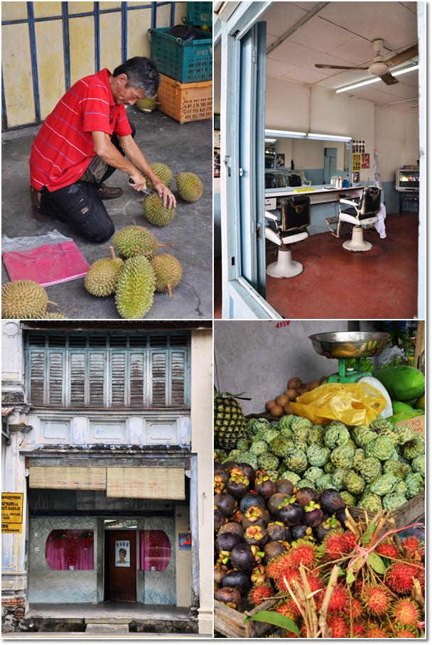 Balik Pulau Durian & Tropical Fruits