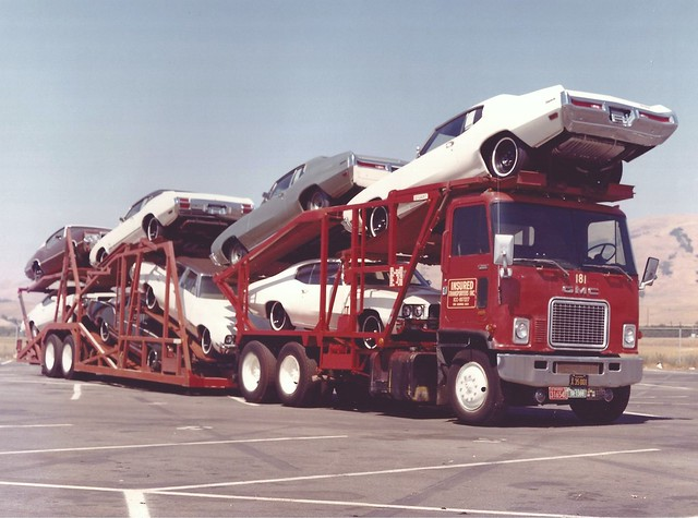 Classic Car Carriers