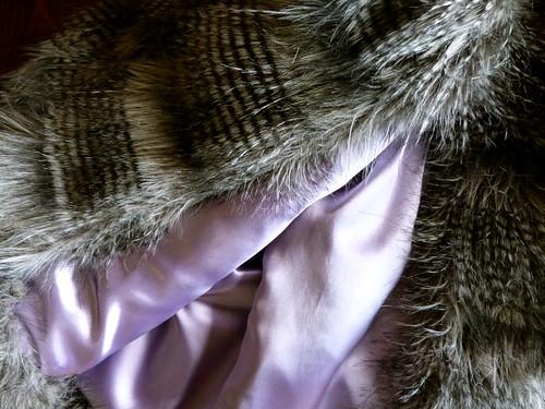 Harley's Faux Fur Vest