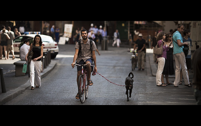Cinematic Street Photography