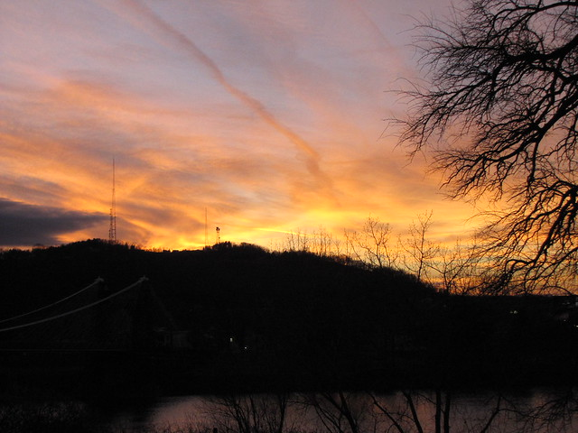Sunrise Sunset Ohio Natural Resources