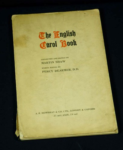 The English Carol Book