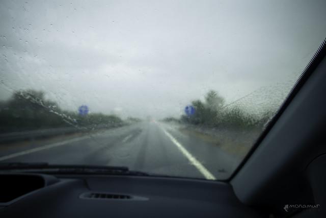 visiones de lluvia