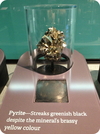pyrite! a.k.a. Fool's Gold