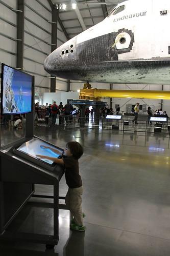 12/6/12 Shuttle Visit