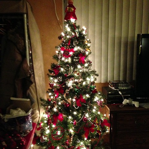 2012 Tree So Far