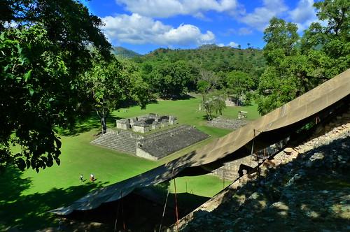 Grand Plaza - Copan - Ruinas Copan, Honduras