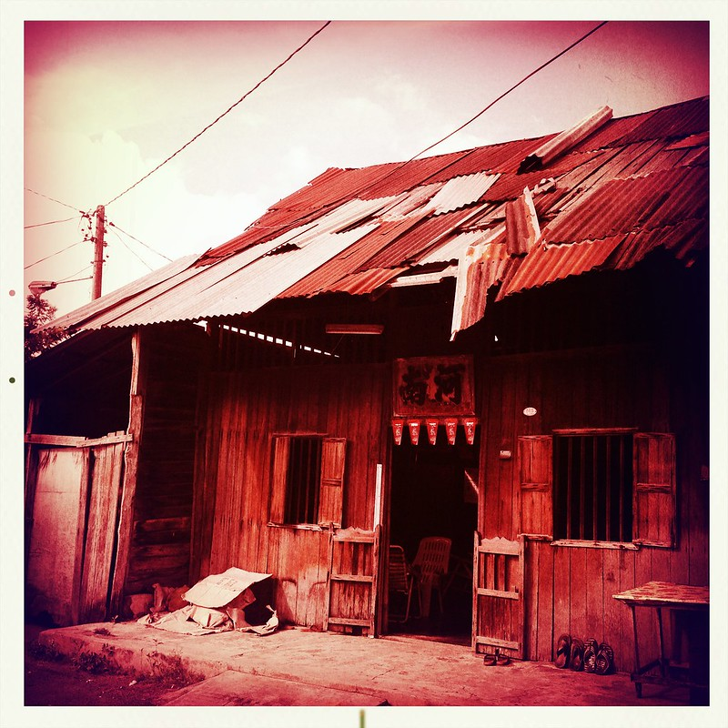 Malaysia 200 Years Old Tradition Hakas Village (Toy Camera) 8256831947_5950765f57_c