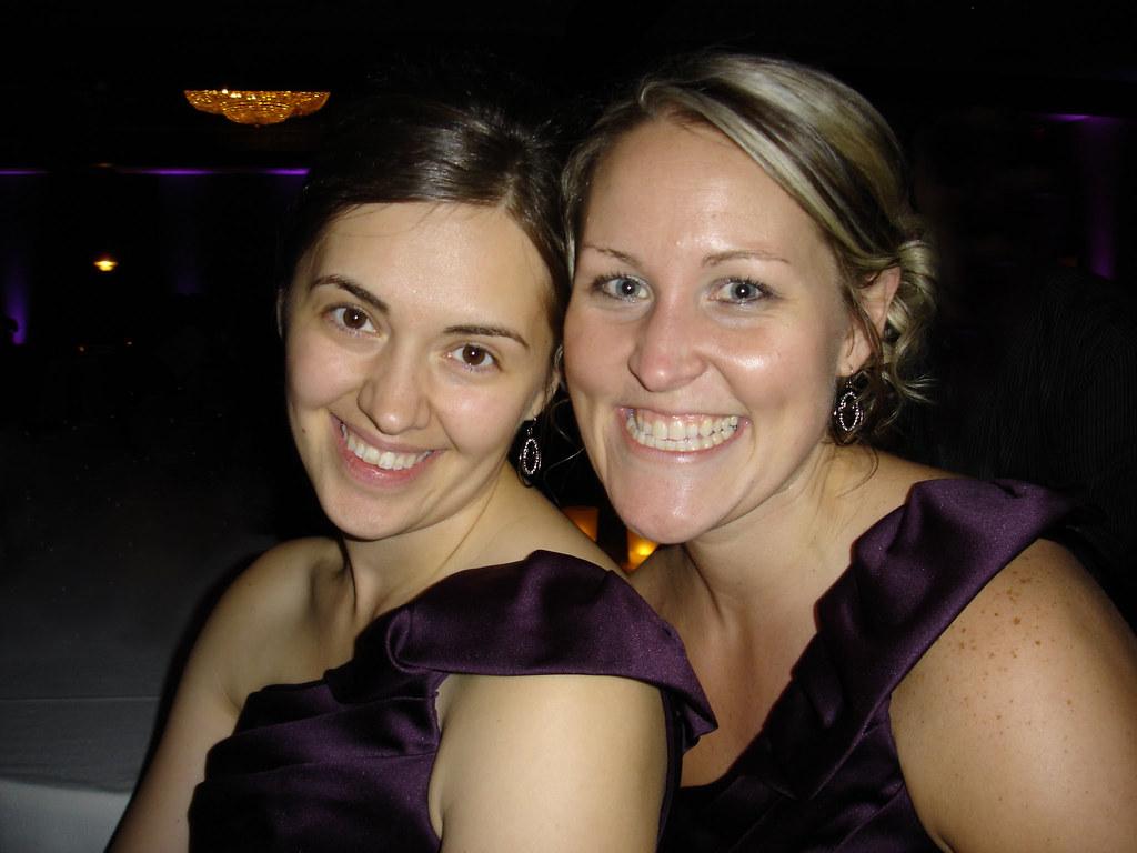 Sara and Kasie