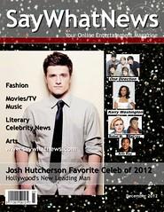 SayWhatNews 2012 Favorites List