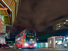 Arriva London DW 455 at London Bridge