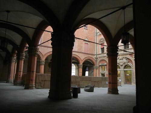 DSCN4489 _ Palazzo D'Accursio (Palazzo Comunale), Bologna, 18 October