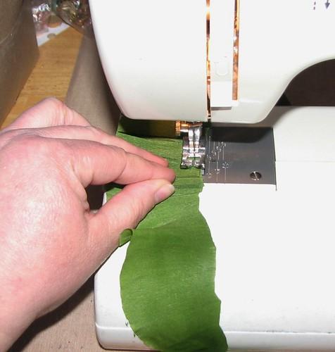 crepe paper tree 005